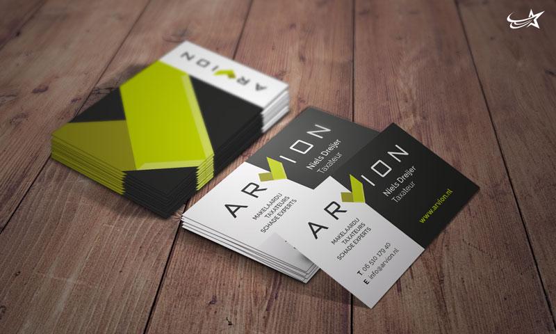 huisstijl ontwerp -visitekaartjes-briefpapier - Marktkramen nl